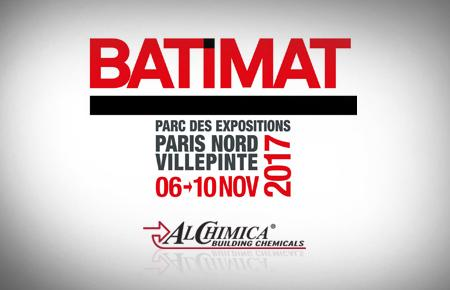 ALCHIMICA will participate in BATIMAT 2017 - Media Gallery