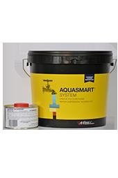 Waterproofing top coat Foundation walls Wet rooms