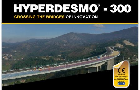HYPERDESMO-300 BRIDGE DECK