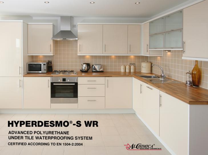 Under Tiles Wet Room Waterproofing - 2