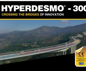 HYPERDESMO-300 BRIDGE DECK