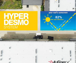 Cool Roof - HYPERDESMO
